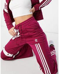 adidas Danielle Cathari Sweatpants - Red