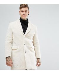 Noose And Monkey Borg Overcoat - Natural