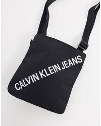 Calvin Klein Reistas - Zwart