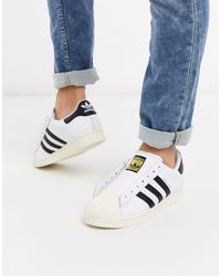 adidas Originals Zapatillas Superstar - Blanco