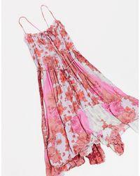Free People Summer Storm Slip - Pink