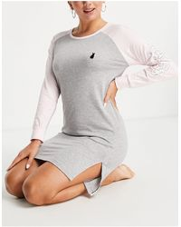 Ann Summers Lounge Dress - Grey