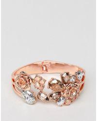 Coast - Floral Cuff Bracelet - Lyst