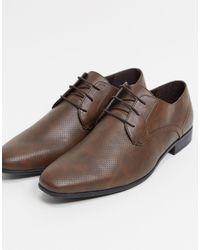 Burton - Zapatos Derby - Lyst