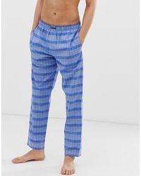 Calvin Klein Pantaloni da casa - Blu