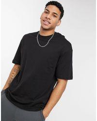 Jack & Jones - Core - T-shirt coupe carrée - Lyst