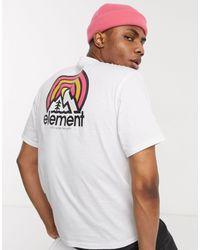 Element Sonata T-shirt - White