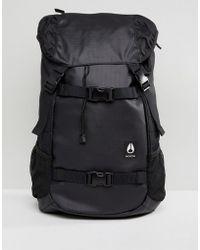 Nixon Landlock Iii Backpack In Black