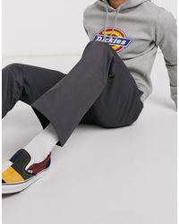 Dickies 874 - Pantaloni dritti grigio antracite