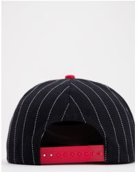 ASOS Snapback Cap - Black