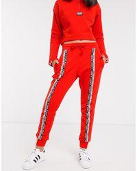 adidas Originals Ryv Taping joggers - Red