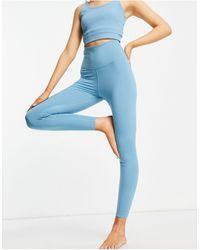 Nike Nike - Legging longueur 7/8 - Bleu