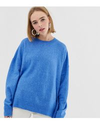 Weekday - Batwing Knit Sweater - Lyst