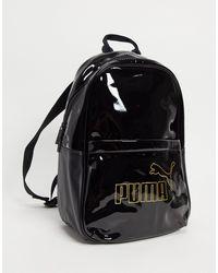PUMA Черный Рюкзак -черный Цвет