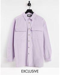 Reclaimed (vintage) Camisa - Morado