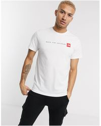 The North Face NSE - T-shirt bianca - Bianco