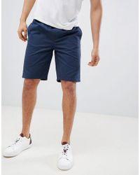 D-Struct - Elastic Waist Shorts - Lyst