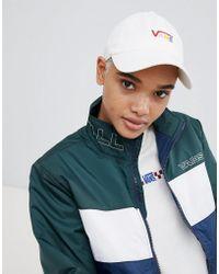 Vans - Rainbow Logo Cap - Lyst