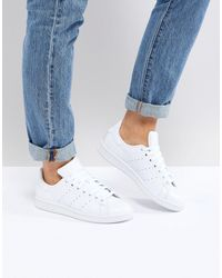 adidas Originals Baskets blanches Stan Smith