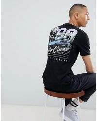 Only & Sons - T-shirt With Printed Chest Graphic - Lyst