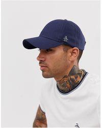 Original Penguin Baseball Cap - Blue