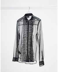 ASOS Camisa - Negro