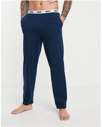 ASOS Lounge Pyjama Bottom - Blue