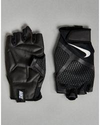 Nike - Renegade Gloves In Black Lg.b5-031 - Lyst