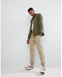 Penfield Blackstone - Camicia militare verde