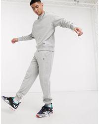 Russell Athletic – ernie – e jogginghose mit bündchen - Grau
