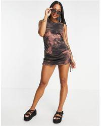 Hollister Cinch Dress - Black