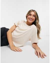 Miss Selfridge Organic T-shirt - Multicolour