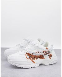 ASOS Chunky Trainers - White