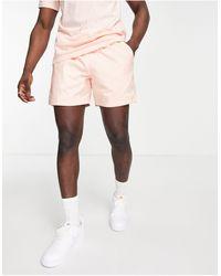Nike Shorts naranja polvoriento Club