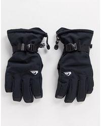 Quiksilver – Mission – e Handschuhe - Schwarz
