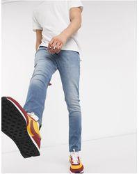 Tom Tailor Cluver Skinny Jeans - Blue