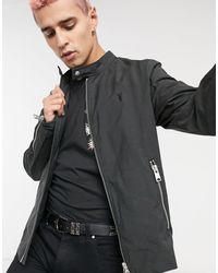 AllSaints Atik Worker Jacket - Black