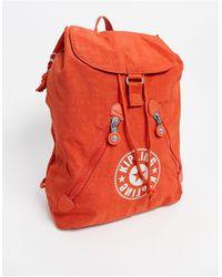 Kipling Holdall - Orange
