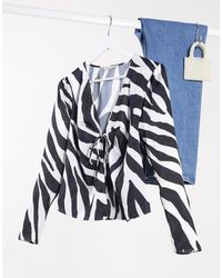The East Order - Nico Long Sleeve Top - Lyst
