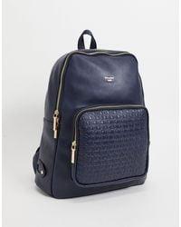 Dune Dason Backpack - Blue
