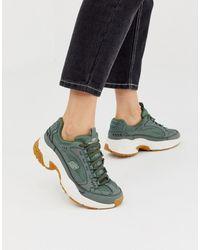 Skechers Stamina - Sneakers - Groen