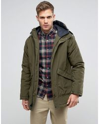Penfield Kingman Fishtail Parka Insulated in Green for Men | Lyst