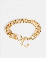 Pieces Bracelet chaîne - Métallisé