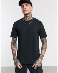Volcom Stones Blanks T-shirt - Black