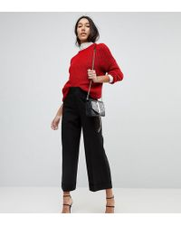 ASOS - Mix & Match Culotte With Clean Turn Up - Lyst