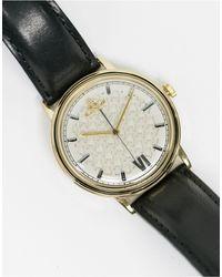 Vivienne Westwood Turnmill Armbanduhr mit schwarzem Band