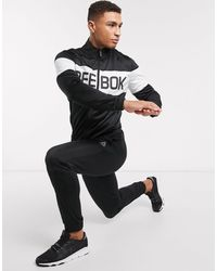 Reebok Training Tracksuit - Black