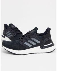 adidas Ultraboost 20 Running Shoe - Black