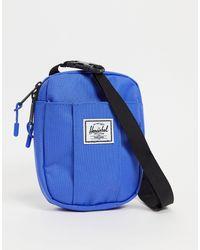 Herschel Supply Co. Мини-сумка Cruz-голубой - Синий
