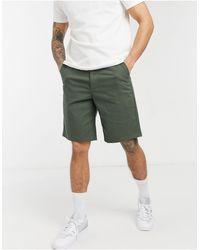ASOS Relaxed Skater Shorts - Green